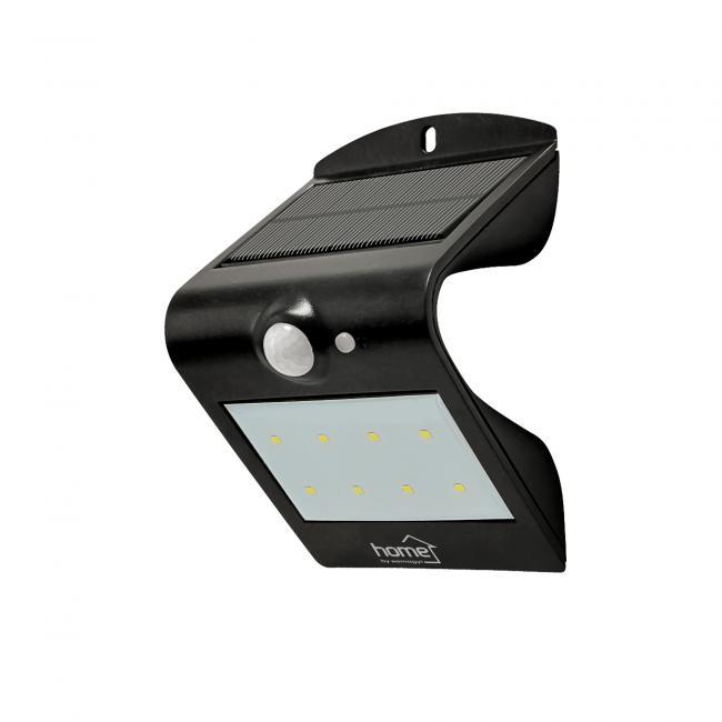 Szolárpaneles LED lámpa FLP2/BK
