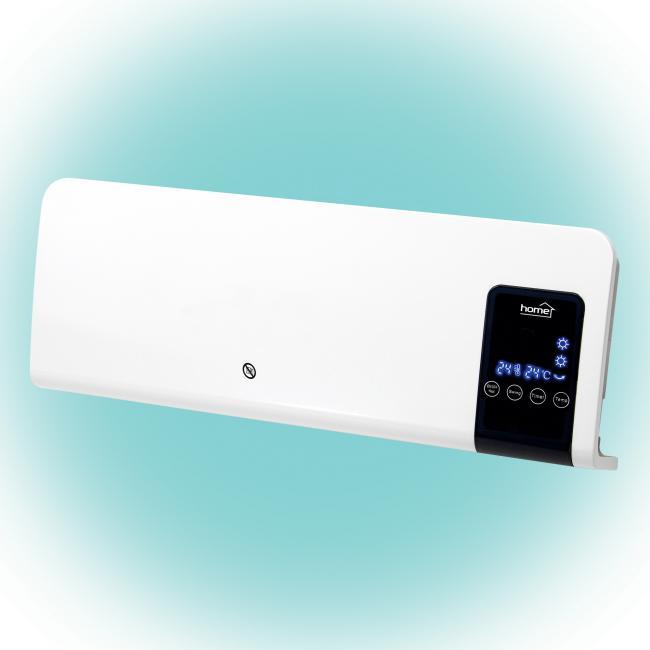 Fali ventilátoros fűtőtest, stop programos FKF 59201