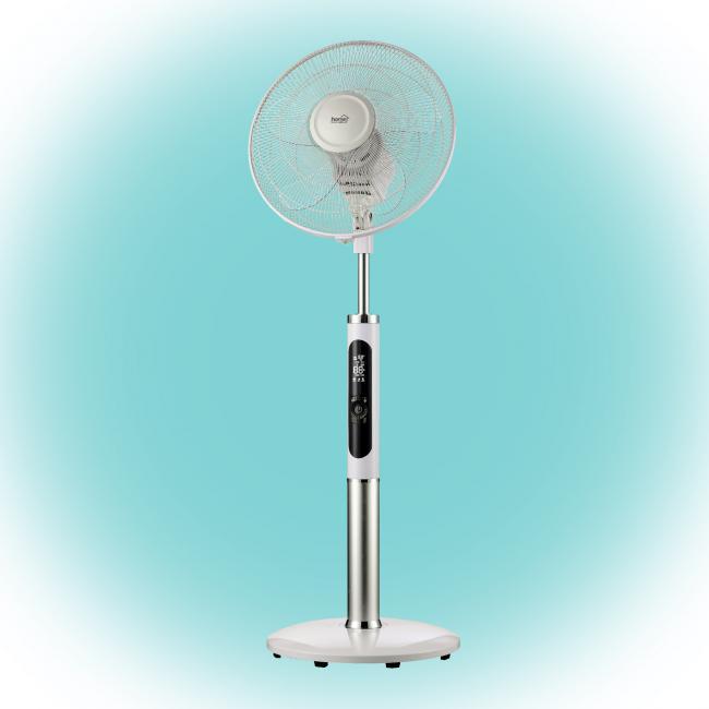 Álló ventilátor 3D oszcillálással 40cm, távirányítóval