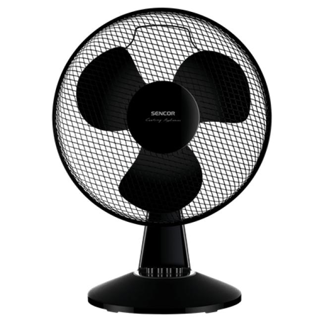 Ventilátor asztali 40cm - Sencor, SFE4021BK