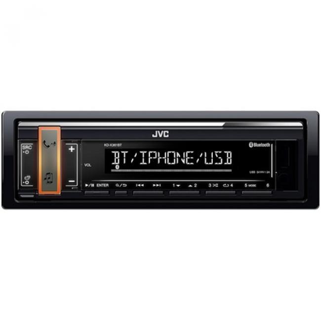 Autórádió - Jvc, KD-X361BT