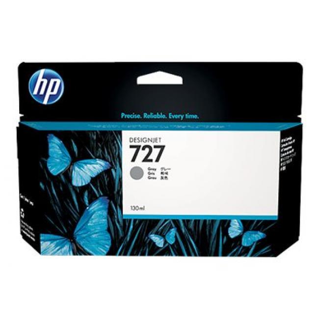 HP B3P24A [Grey] #No.727 tintapatron (eredeti, új)
