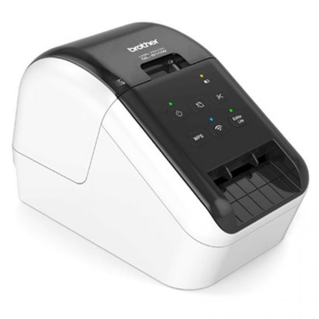 Brother QL 810W (WiFi s) Etikett és címkenyomtató