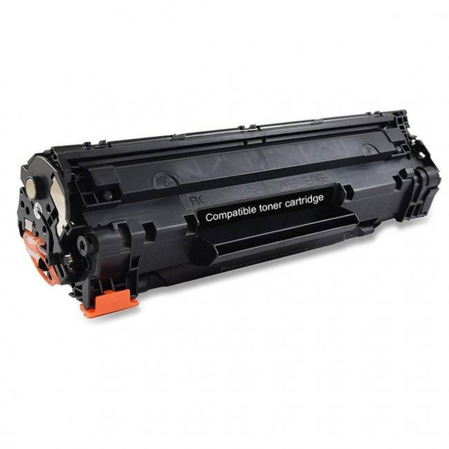 HP CB436A #No.36A kompatibilis toner [3 év garancia] (ForUse)