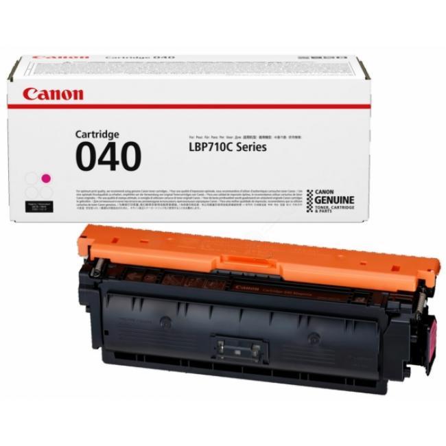 Canon CRG 040 [M] toner (eredeti, új)