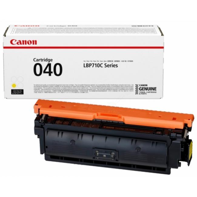 Canon CRG 040 [Y] toner (eredeti, új)