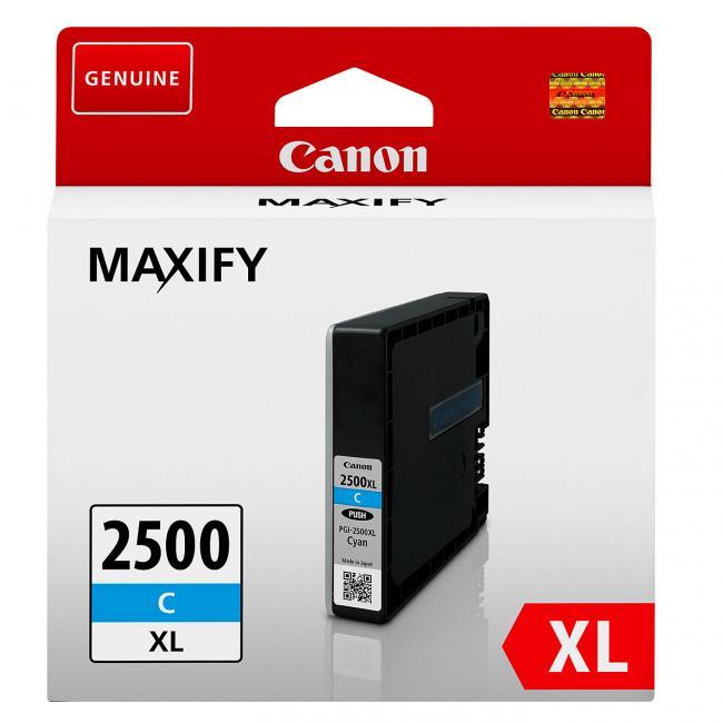 Canon PGI-2500 XL [C] tintapatron (eredeti, új)