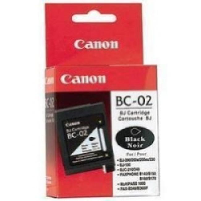 Canon BC-02 / BX-2 tintapatron (eredeti, új)