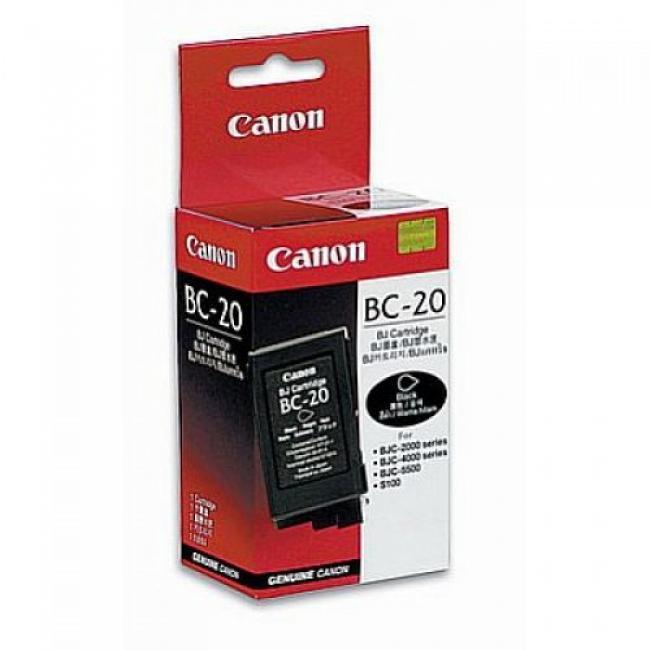Canon BC-20 tintapatron (eredeti, új)