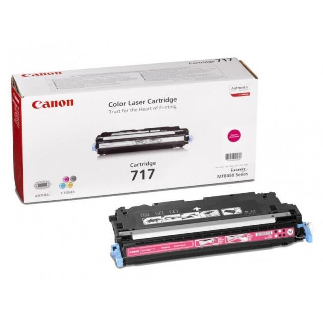 Canon CRG 717 [M] toner (eredeti, új)