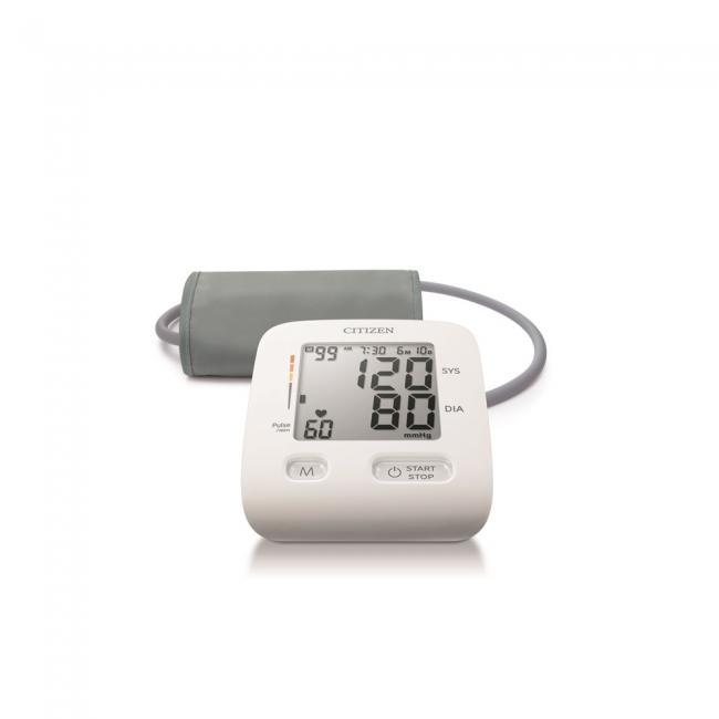 Citizen automata felkaros vérnyomásmérő GYCH514