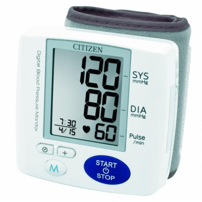 Citizen automata vérnyomásmérő, csuklós GYCH-617