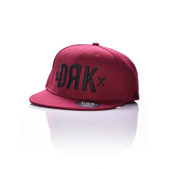 Dorko Drk Snapback Burgundy - WebÁruház.hu e32ca52520
