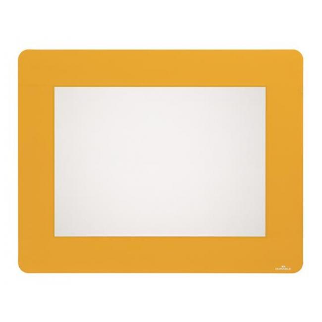 Padlójelölő ablak, A4, eltávolítható, DURABLE [10 db]
