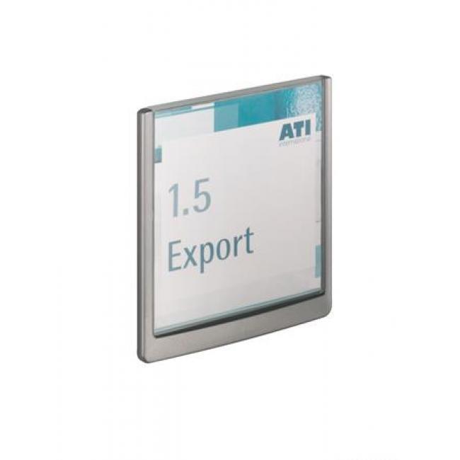 Információs tábla, 149x148,5 mm, DURABLE