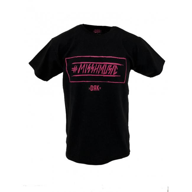 Rövid ujjú póló · Dorko Misshmusic T-shirt  méret  M  1707a59a31