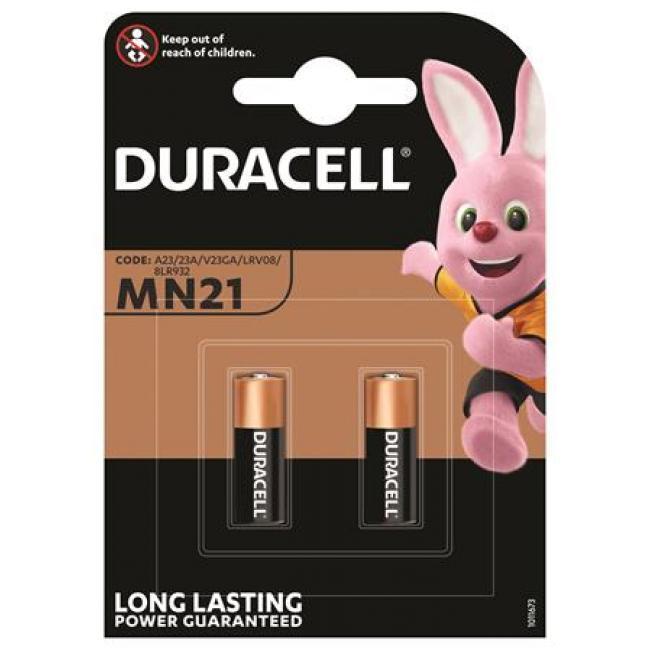 Speciális elem, MN21, 2 db, DURACELL [2 db]