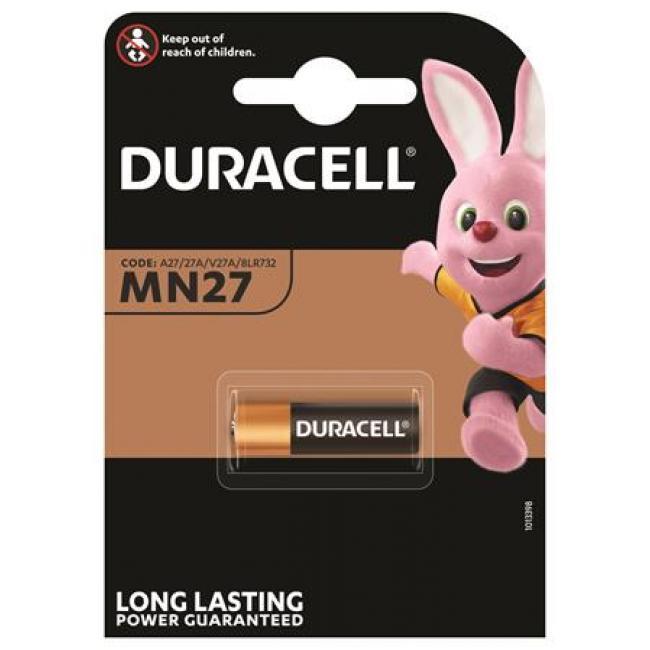 Speciális elem, MN27, 1 db, DURACELL