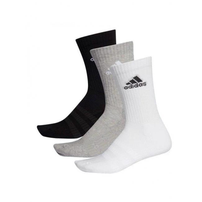 Adidas Performance Cushioned Crew Socks 3 Pairs [méret: S]