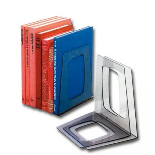 Könyvtámasz, műanyag, ESSELTE
