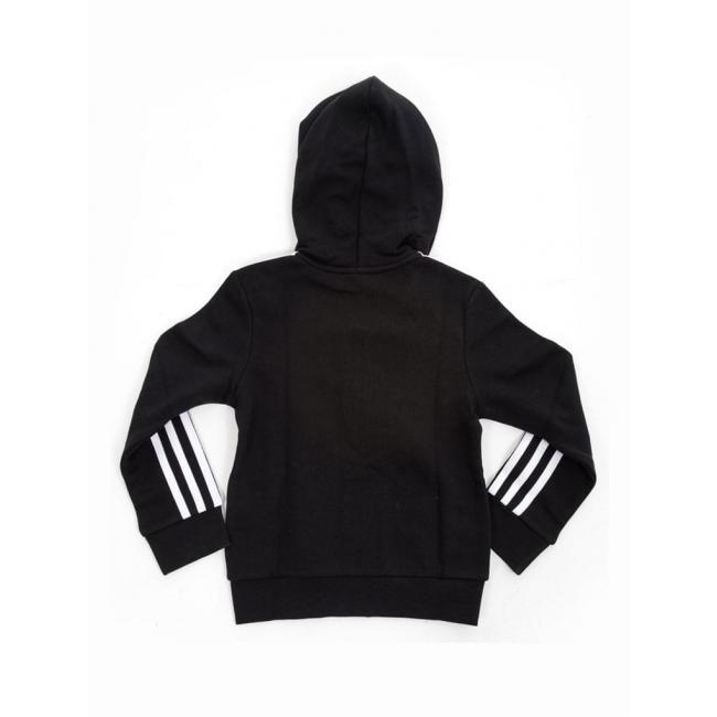 Adidas Performance Youth Girls Essentials 3s Full Zip Hoodi [méret: 140]