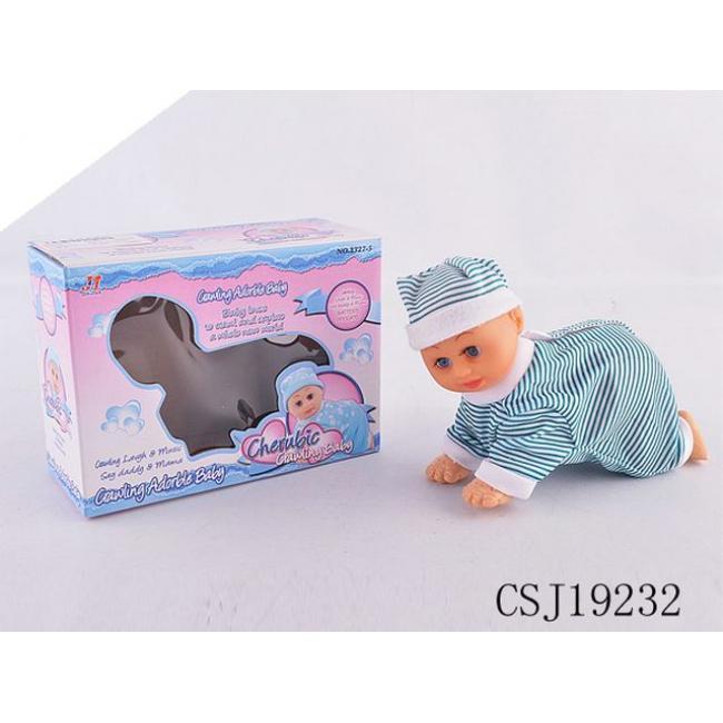 Mászó játék baba 15cm - WebÁruház.hu fecb54dd8e