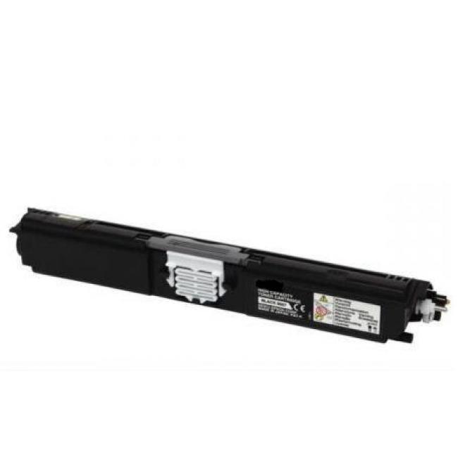 Epson C1600, CX16 kompatibilis [Bk] 2,7K [3 év garancia] (ForUse)