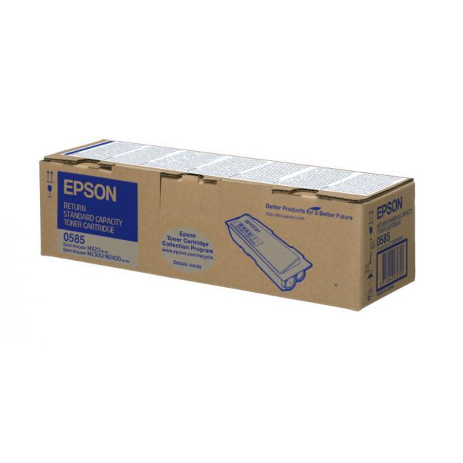 Epson M2300, 2400 toner 3K #S050585 (eredeti, új)