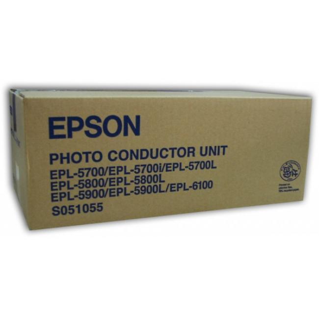 Epson EPL 5700 Drum [Dobegység] (eredeti, új)