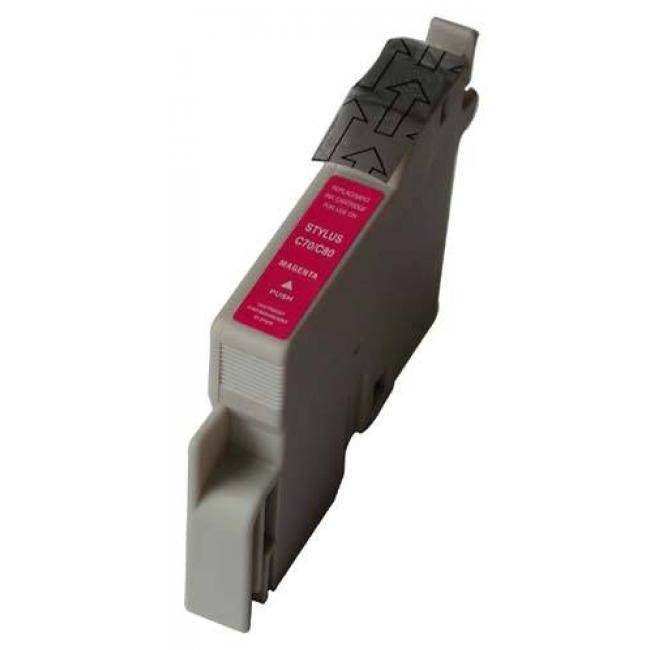 Epson T032340 [M] kompatibilis tintapatron (ForUse)