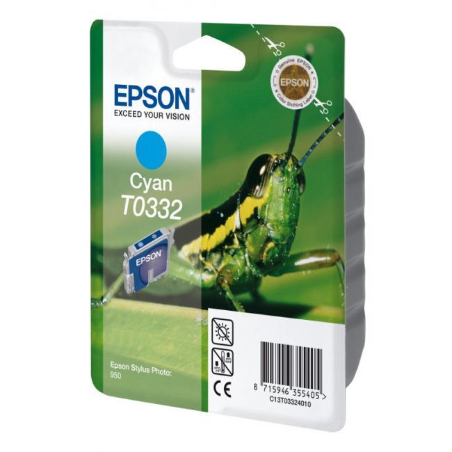 Epson T033240 [C] tintapatron (eredeti, új)