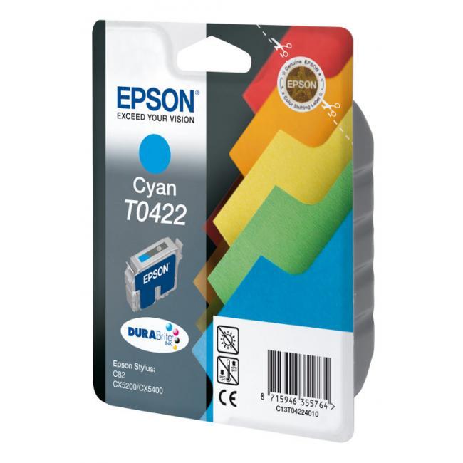 Epson T042240 [C] tintapatron (eredeti, új)