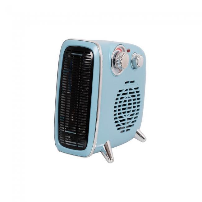 Eurom B-4 1800 Blue hősugárzó ventillátoros kék 1800W (352153)