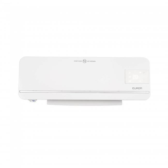 Eurom Sani-Wall-Heat 2000 Wi-Fi  fürdőszobai kerámia fűtőtest 2000 W (343007)