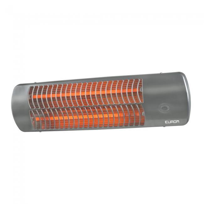 Eurom hősugárzó kvarz fűrdőszobai 600-1200 Watt     QH1203