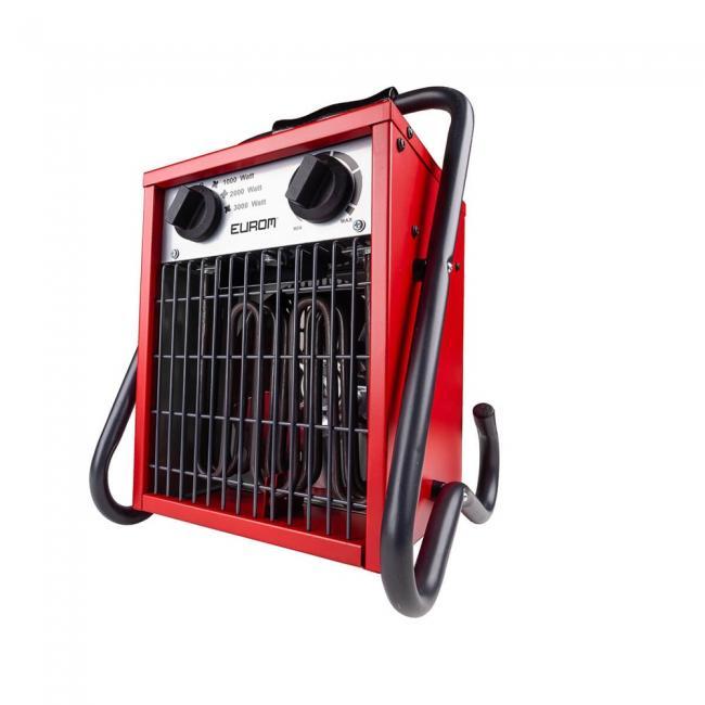 Eurom hősugárzó ventilátoros 230V EK3201 1000/2000/3000W
