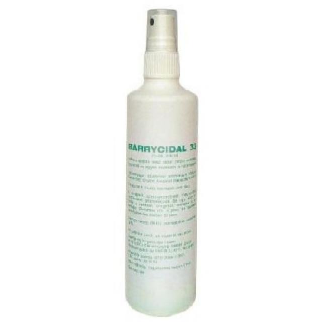 Fertőtlenítő Barrycidal - 33 200 ml műszer