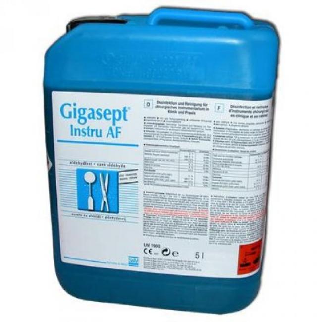 Fertőtlenítő Gigasept Instru AF 5 L