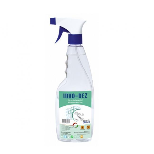 Fertőtlenítő Innodez 1 L spray 2%