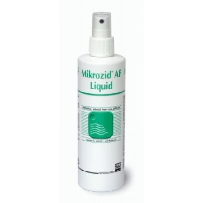 Fertőtlenítő Mikrozid AF liquid 250 ml spray