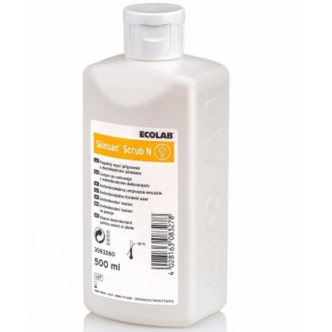 Fertőtlenítő Skinsan Scrub N 500 ml