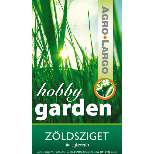 Fűmag Zöldsziget 1kg Hobby Garden