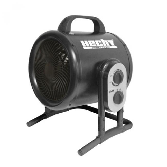 Hősugárzó ventilátorral - HECHT, HECHT3422