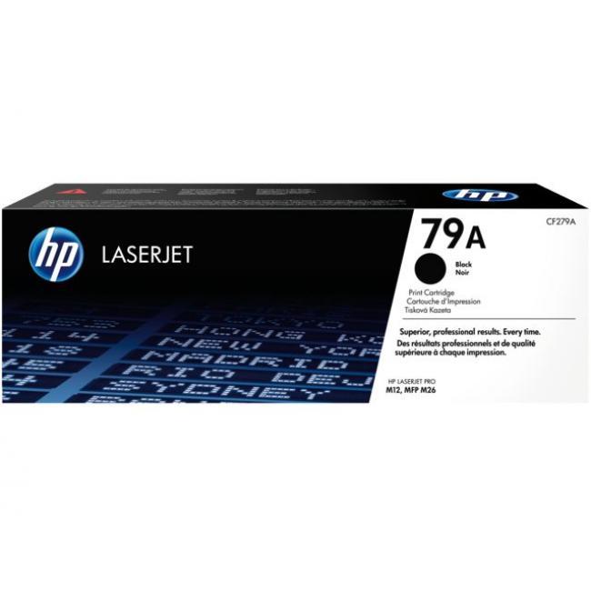 HP CF279A [BK] 1,6K #No.79A toner (eredeti, új)