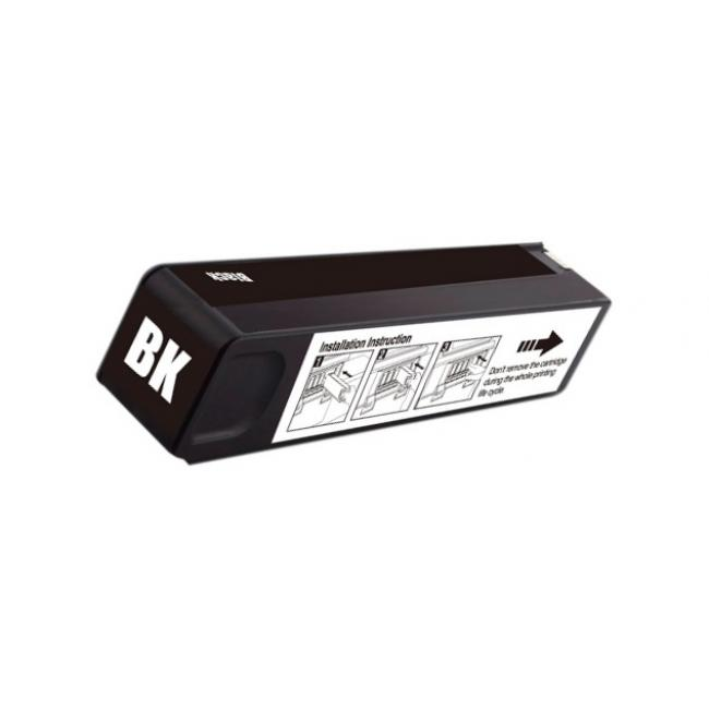 HP D8J10A [BK] #No.980 kompatibilis tintapatron (ForUse)