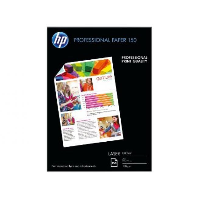 HP Glossy [A4 / 150g] 150db fotópapír #CG965A