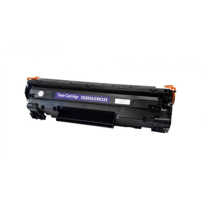 HP CE285A #No.85A /CB435A / CB436A/ kompatibilis toner 1,6k [3 év garancia] (ForUse)