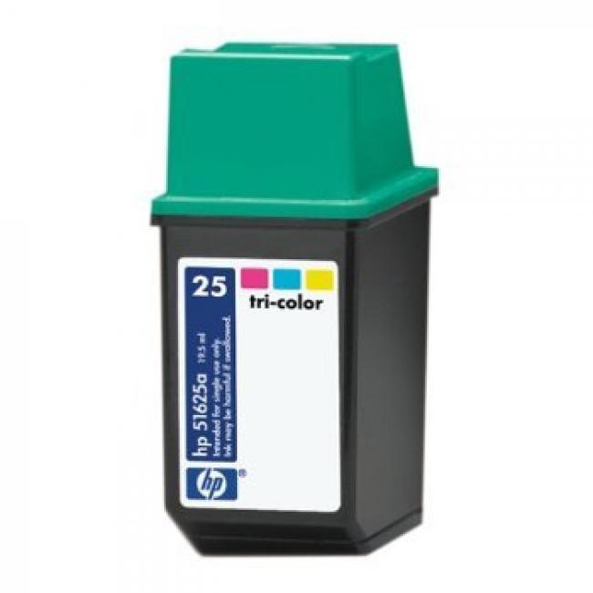 HP 51625A [Col] #No.25 kompatibilis tintapatron (ForUse)