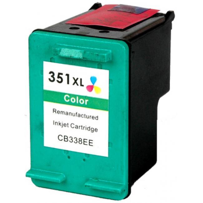 HP CB338E [Col] #No.351XL tintapatron (ForUse)