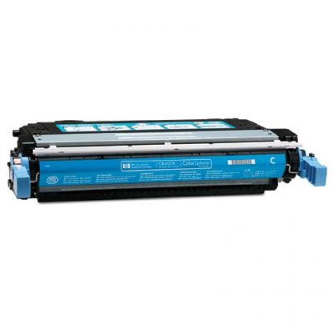 HP CB401A [C] #No.642A kompatibilis toner [3 év garancia] (ForUse)